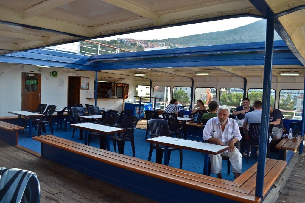 Jadrolinija Ferry Liburnija Croatia