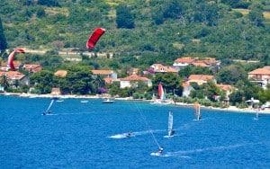 Dalmatian Coast Croatia Jadrolinija Ferry