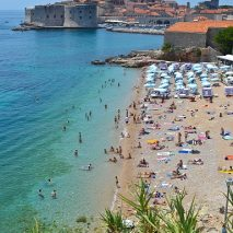 In Dubrovnik Summer Sizzles but Winter is Wiser