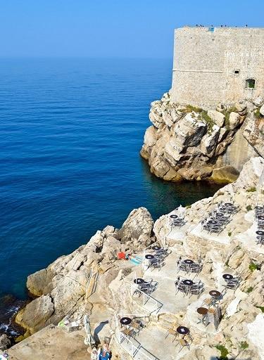 Bard Mala Buza Dubrovnik Croatia