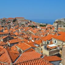 Photo of the Day – Dubrovnik City Walls