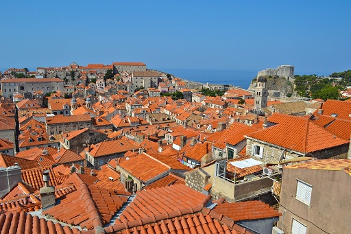 City Walls Dubrovnik Croatia