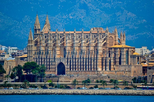 Catedral de Mallorca Balearic Islands