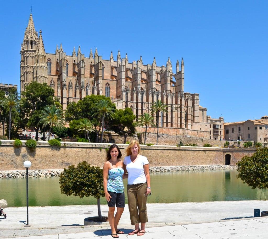 Catedral de Mallorca Balearic Islands