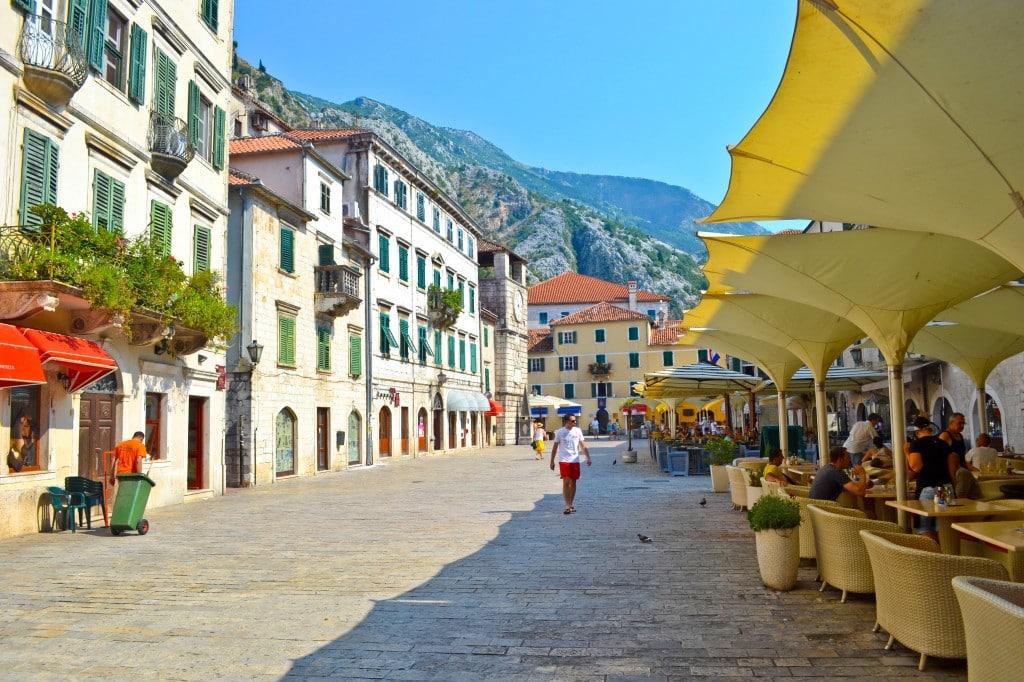 Stari Grad Kotor Montenegro