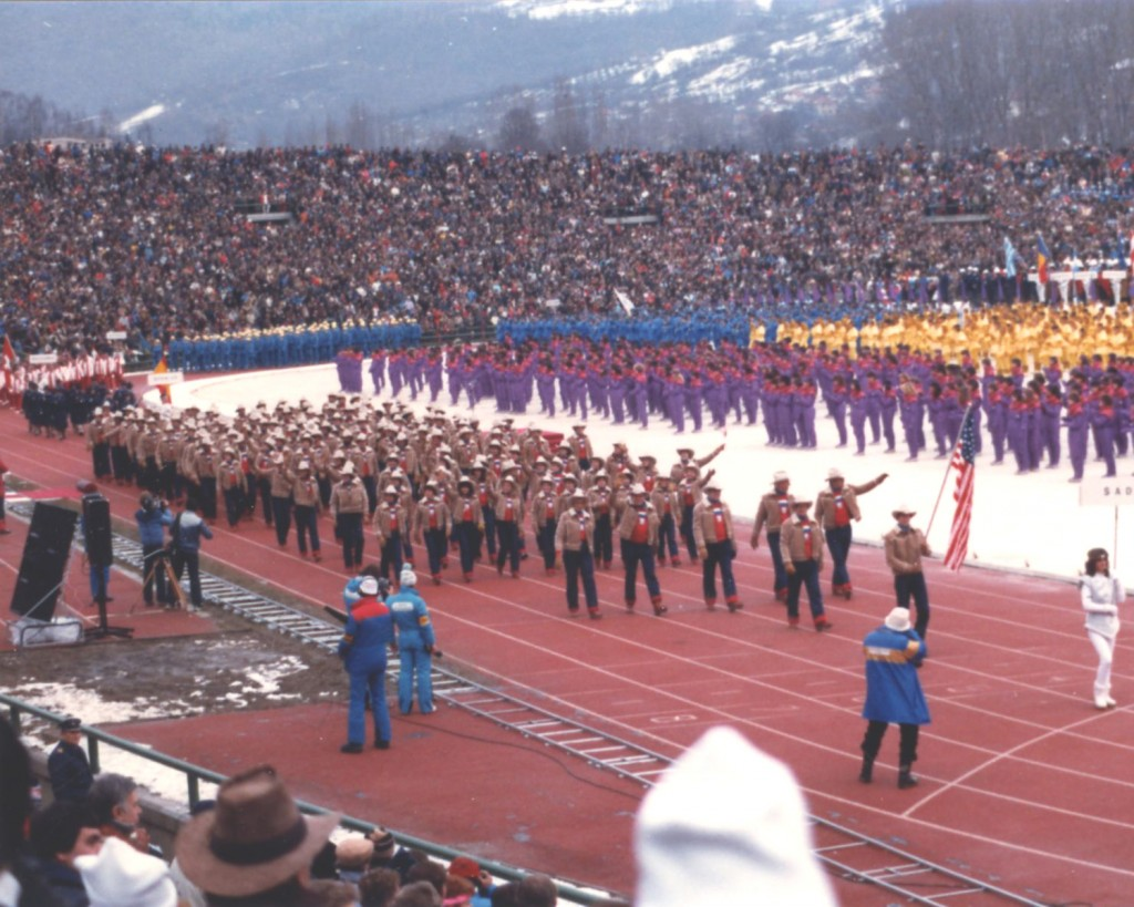 1980 Olympics Sarajevo Bosnia