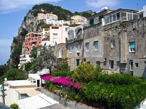 Ana Capri Italy