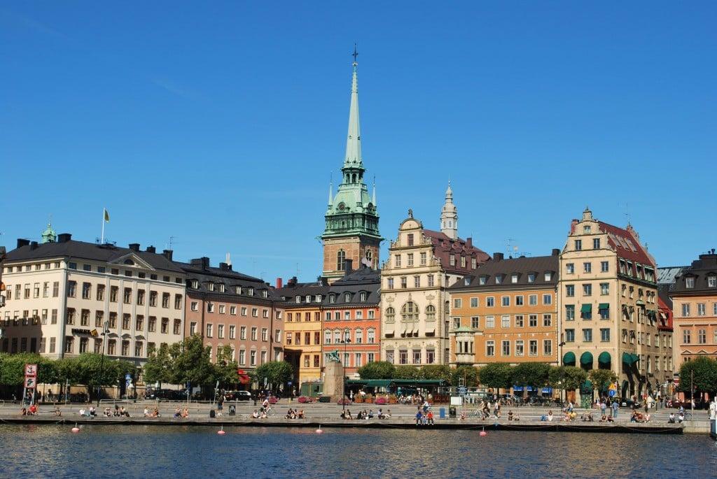 Stari Grad Stockholm Sweden