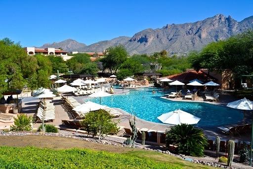 Westin La Paloma Resort Tucson Arizona