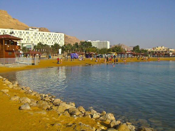 Ein Bokek Dead Sea Israel