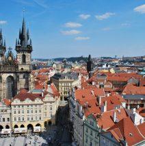 Pilsners in Prague