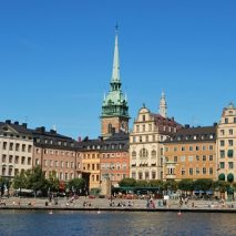 Simply Scenic: Stockholm Sweden