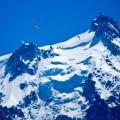 Mont Blanc Swiss Alps