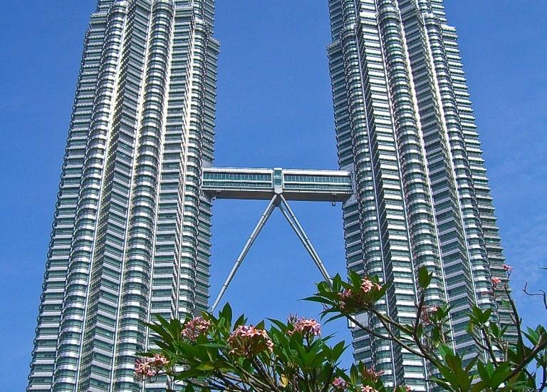 Petronas Towers Kuala Lumpur Malaysia