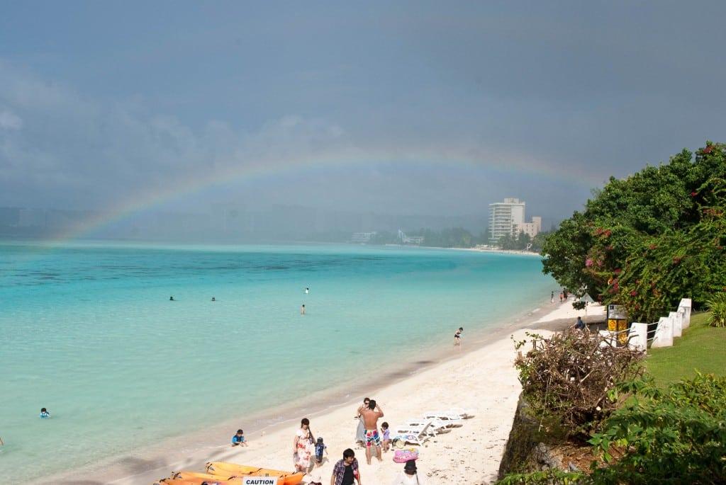 Rainbow Tumon Bay Guam