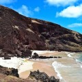 Ovahe Beach Easter Island