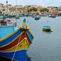 Luzzu Boats Malta
