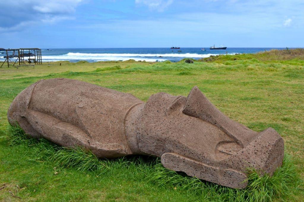 Easter Island Moai Chile