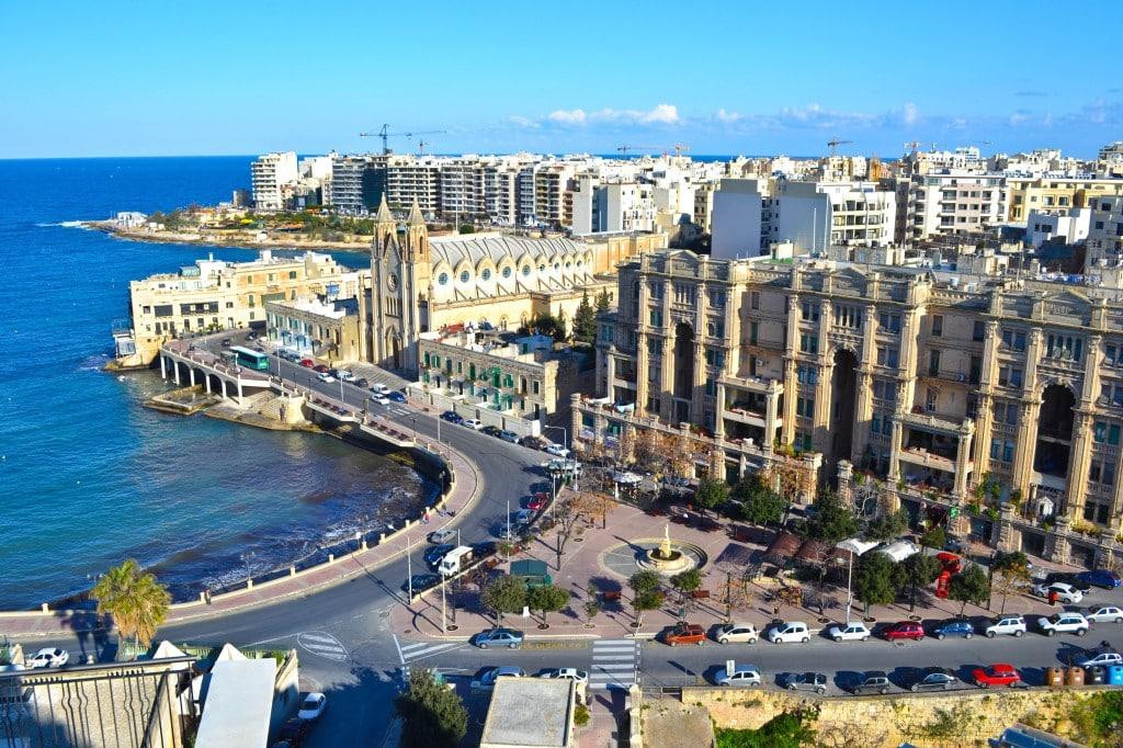 Le Meridien St. Julians Valletta Malta