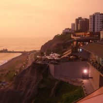 Back to Sea Level – Lima Peru