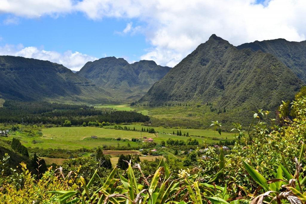 Piton de la Fournaise Reunion Island