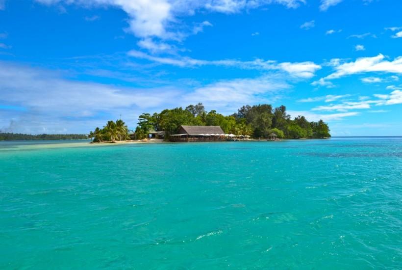 Erakor Island Vanuatu