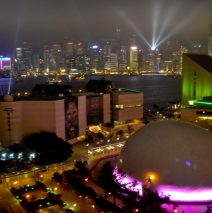High-Octane Hong Kong & Mild-Mannered Macau