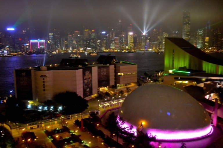 High-Octane Hong Kong & Mild-Mannered Macau