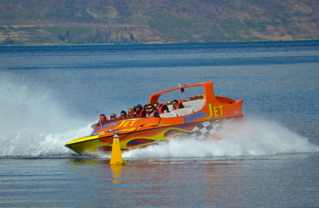 Jetboat Queenstown New Zealand