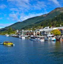 Queenstown: Kiwi King of Alpine Adventure