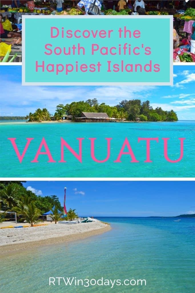 Vanuatu Islands South Pacific