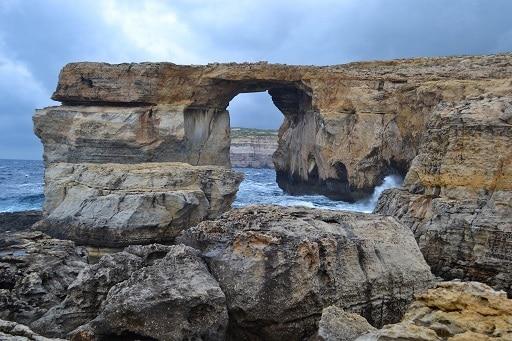 Azure Window Gozo Malta