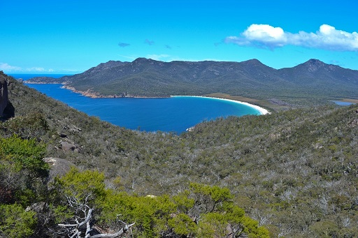 Wineglass Bay Tasmania Freycinet National Park
