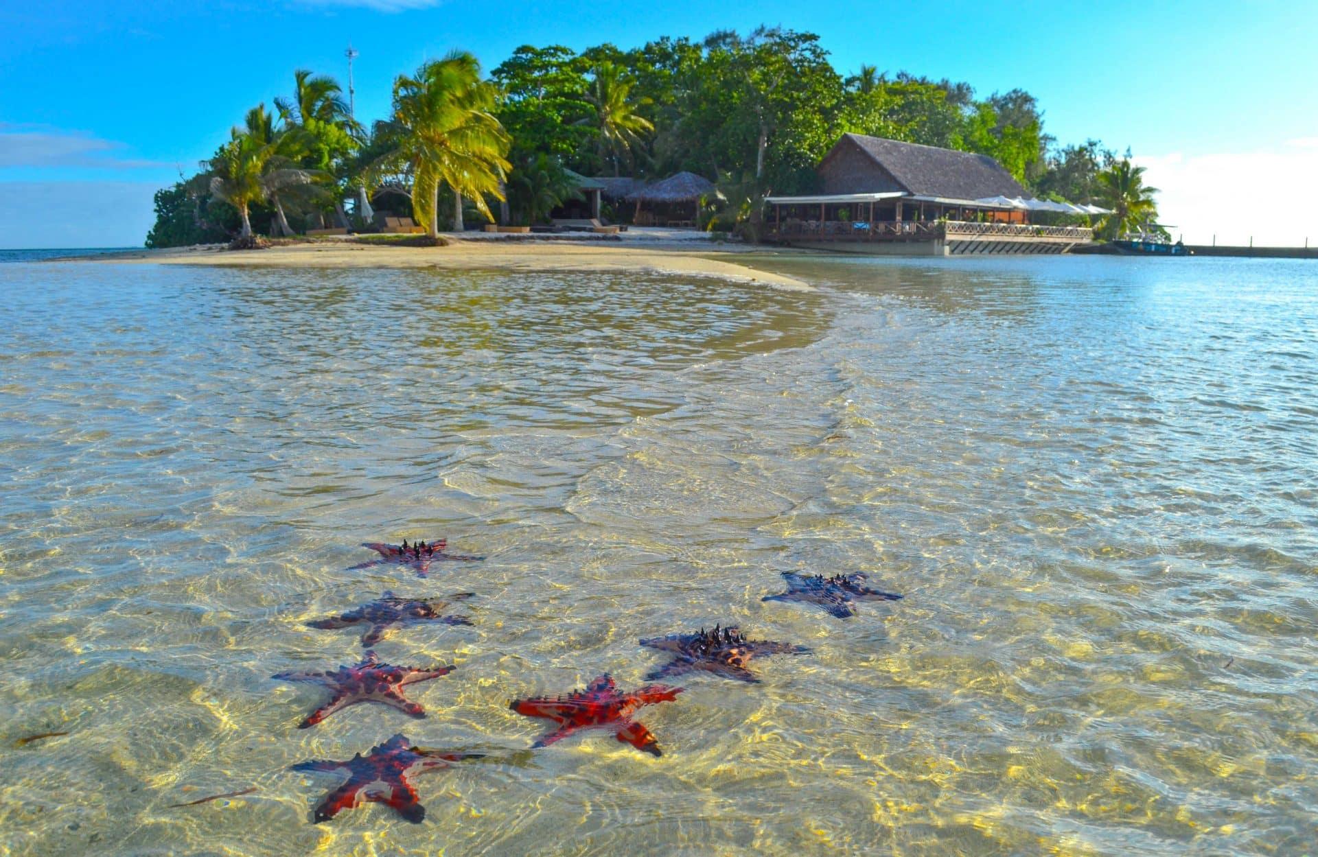 Erakor Island Resort Vanuatu