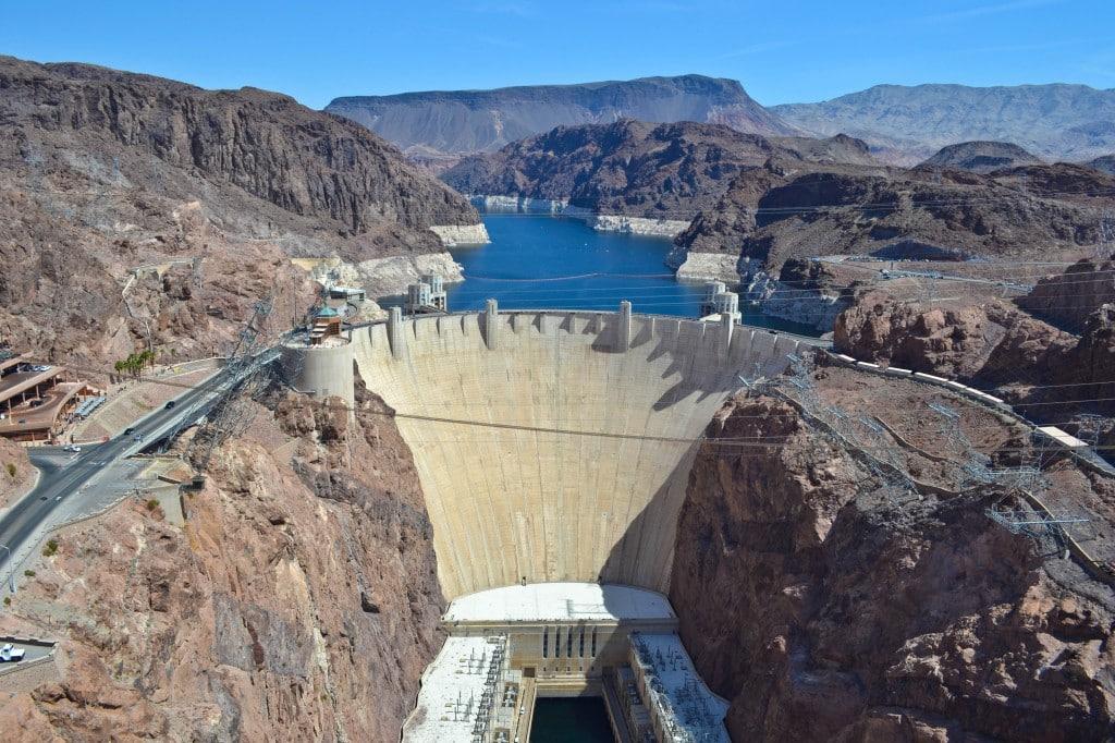 Hoover Dam Nevada USA