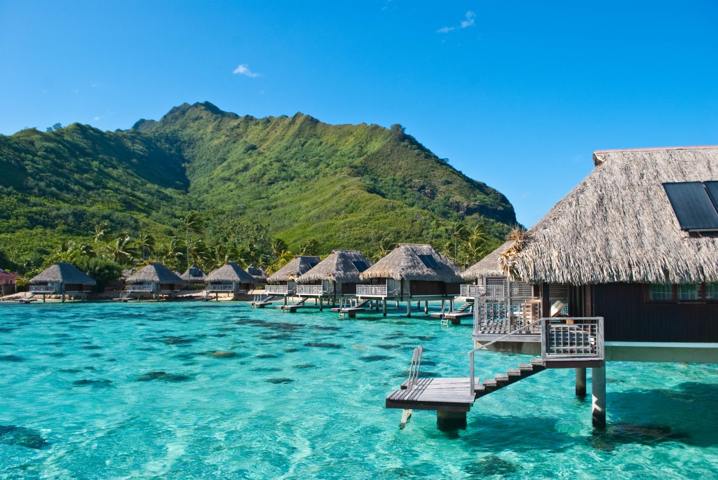Airline Miles to Tahiti