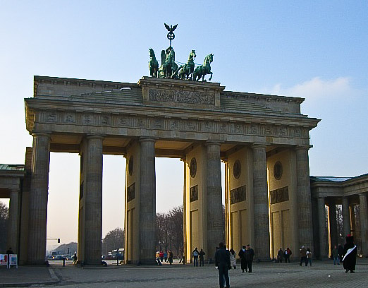 Brandenburg Gate Berlin Germany