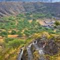 Hiking Diamond Head Crater Waikiki