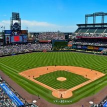 Photo of the Day – Coors Field, Denver