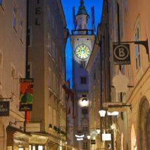A Struggle to Salzburg Austria