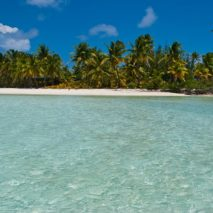 Photo of the Day – One Foot Island Aitutaki, Cook Islands