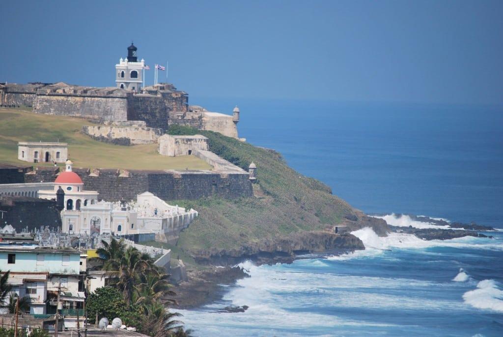 Fort San Felipe del Morro San Juan Puerto Rico