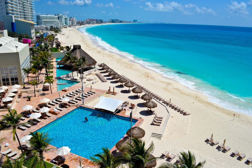 Westin Resort and Spa Cancun Mexico