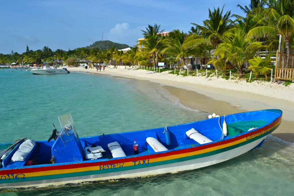 West Bay Beach Roatan Honduras