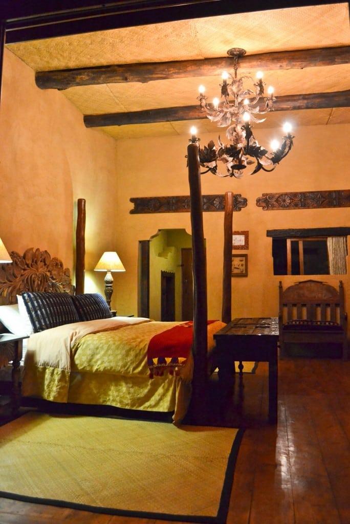 Jaguar Suite, Laguna Lodge, Lake Atitlan, Guatemala