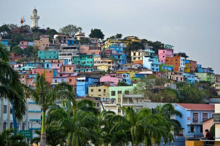 First Up in Ecuador…Guayaquil!