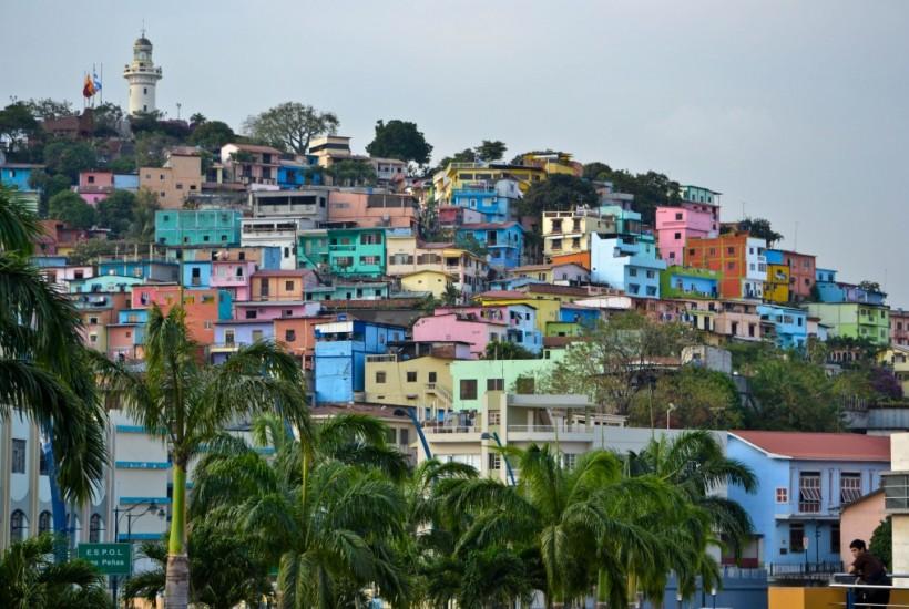 Santa Ana Hill Guayaquil Ecuador