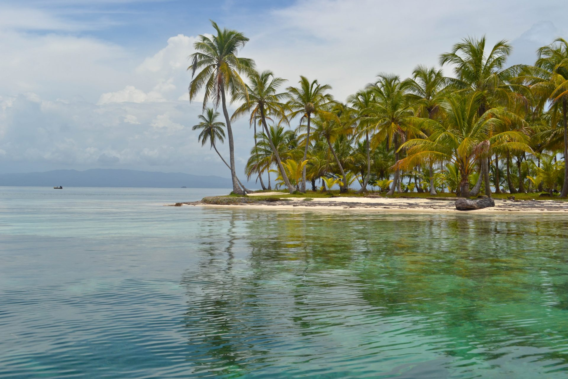 Panama Islands San Blas
