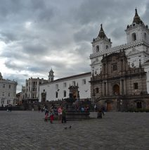 Quito Ecuador: Top of the World, Middle of the Earth