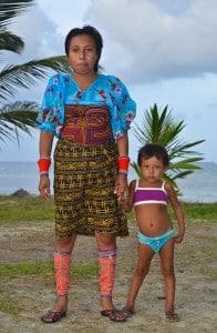 Kuna San Blas Islands Panama